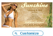Tanning Salon Spa