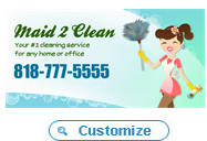 Maid and Cleaning Service