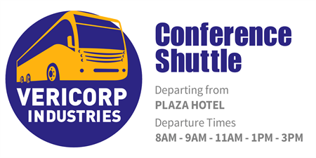 Hotel Shuttle Car Magnet: 1276-1