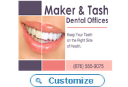 Dental Office Magnet