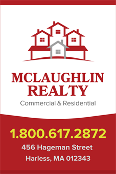 Real Estate Apartments Business Card: 1767-1