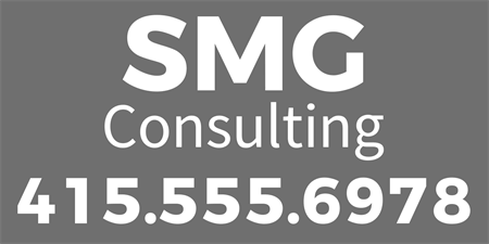 Consulting Company Lettering: 2109-1
