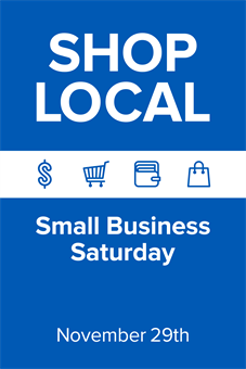 Small Business Day Poster
