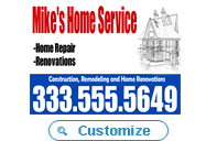 Home Renovation And Repair