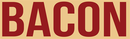 Bacon Bumper Sticker: 3340-1
