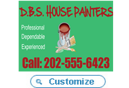 House Painter Magnetic