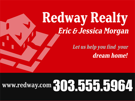 Residential Properties Realtors Business Card: 274-1