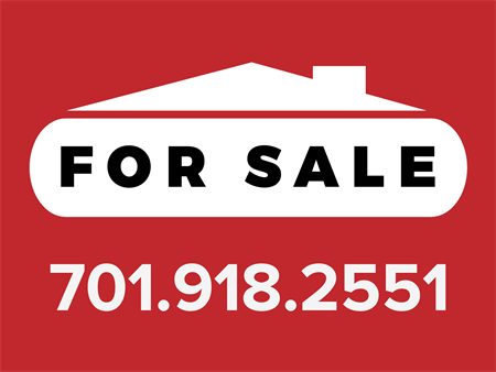 Space For Lease Yard Sign: 639-1